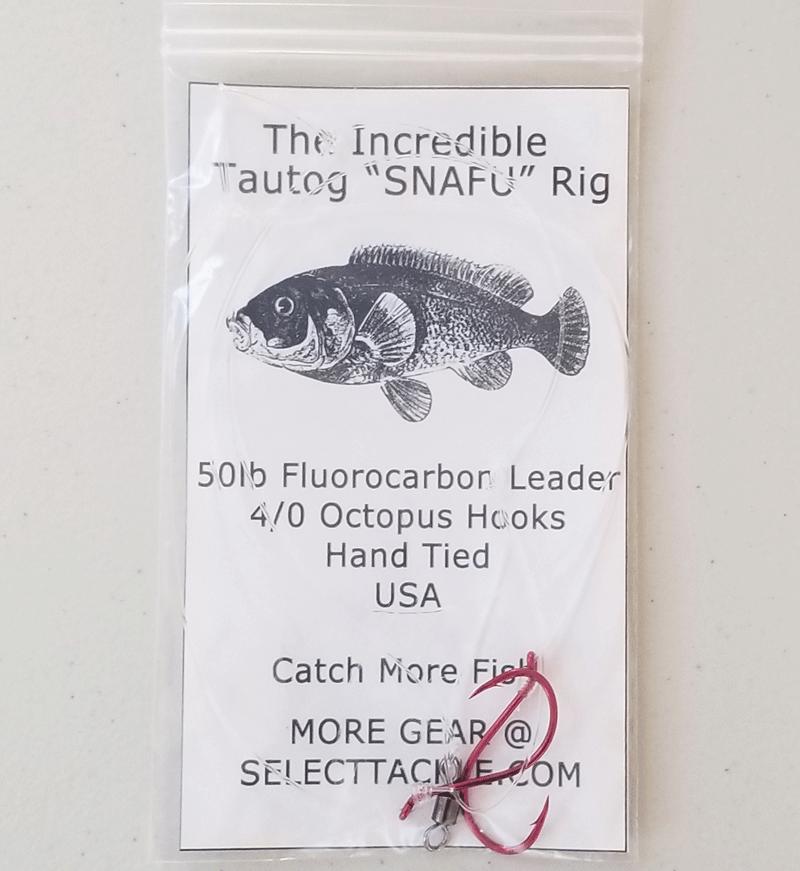4 Snafu Rigs (4 Complete Rigs)